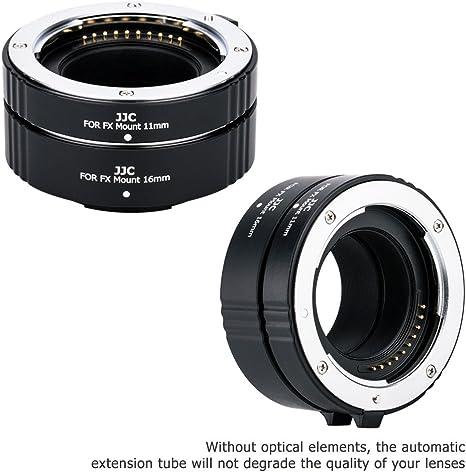 Fotga AF Auto Focus Macro Extension Tube Set 10mm+16mm for FujiFilm Fuji X-E2 X-M1 X-Pro 1 X-T2 XT10 X-A1 X-E3 FX Mount Camera