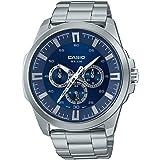 Casio Enticer Analog Blue Dial Men's Watch - MTP-SW310D-2AVDF (A1309)