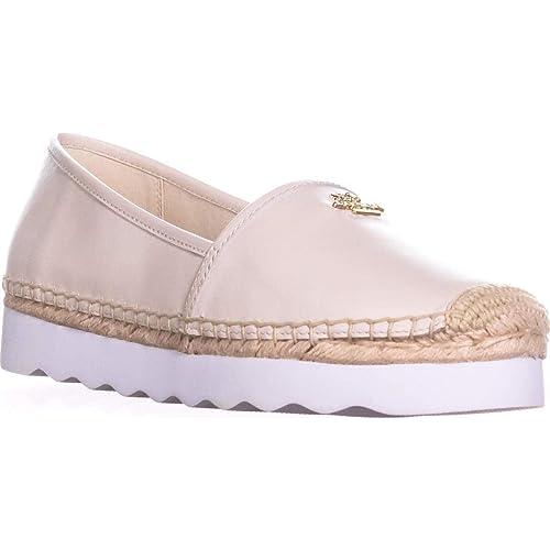 Coach Mujeres Rye Nappa Punta Cerrada Alpargatas, Talla: Amazon.es: Zapatos y complementos