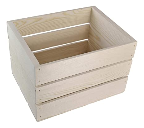 Wooden Crate 16x1225x925 Inches Outside Dimensions