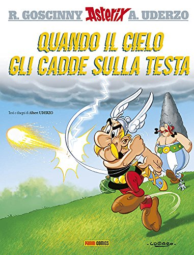 Price comparison product image Asterix in Italian: Quando Il Cielo Cadde Sulla Testa