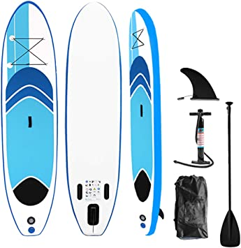 Aufun Tabla Paddle Surf Hinchable 320 x 76 cm universel Sup Mât ...