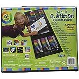 Art 101 Kids 154-Piece Trifold Easel Set