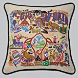Catstudio Fort Worth Pillow
