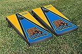 #8: California Los Angeles UCLA Bruins Cornhole Game Set Triangle Version