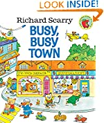 #10: Richard Scarry's Busy, Busy Town