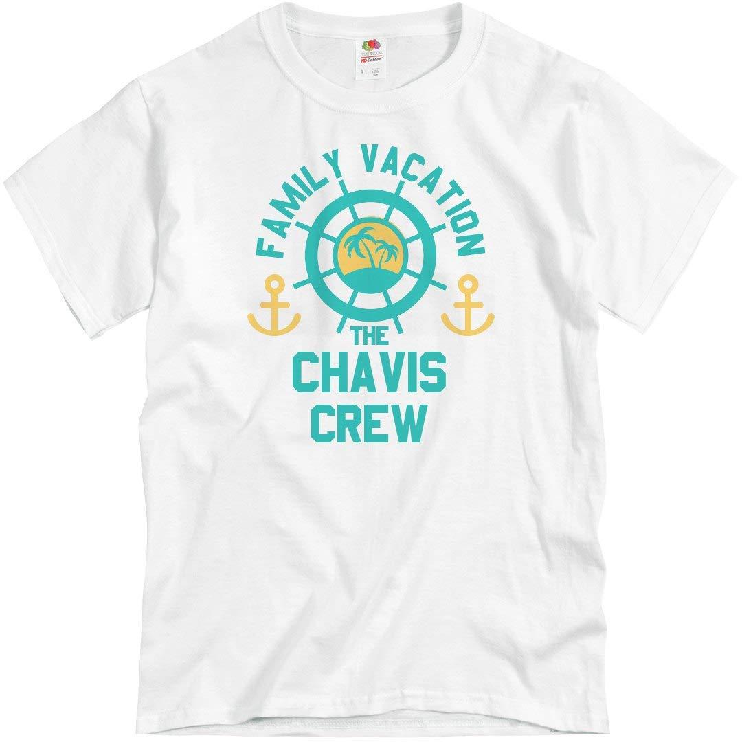 Chavis Crew Family Vacation Unisex T Shirt 9951