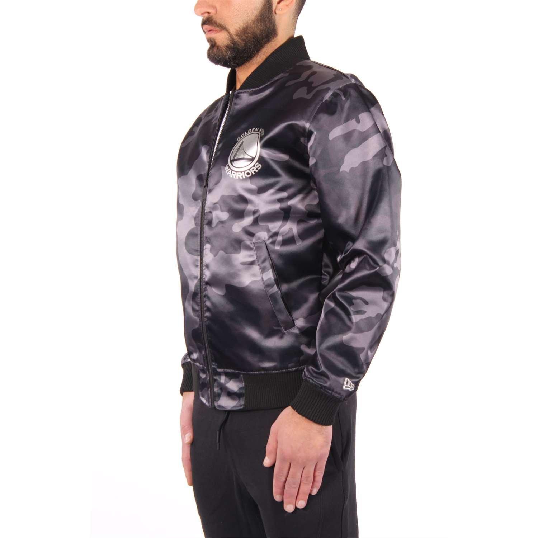 Golden New Accessoires Et Bomber Manteaux amp; Vêtements Vestes State Homme Era Sateen Warriors Bng arqxa0
