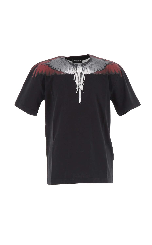 MARCELO BURLON KIDS OF MILAN Fall/Winter 2019 T-Shirt Wings Red ...