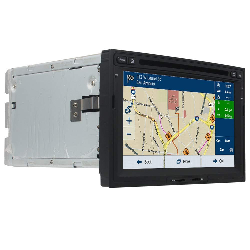 Android 8.0 Octa Core reproductor de DVD GPS navegación Multimedia estéreo de coche para Peugeot 3008 5008 PG Partner Citroen Berlingo Autoradio control de ...