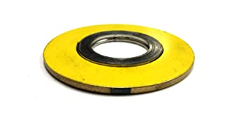 Teadit 90006600GR2500 Spiral Wound Gasket #2500 Class Flange for Applications with High Temperature Variations Thermal Cycling 6 Pipe Size Assigned by Sur-Seal Inc Sur-Seal Inconel 600 Flexible Graphite 6 Pipe Size
