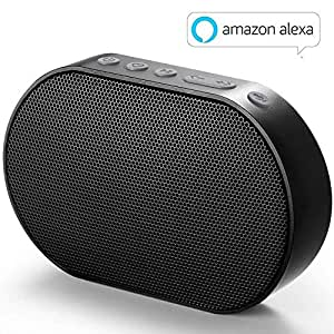 Bluetooth Speakers Portable, GGMM Wireless Speaker WIFI Enabled Smart Speakers Stereo Sound Home Audio Speakers with Amazon Alexa Voice Control and Multiroom Function for Stream Online Music