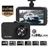 MKChung SD019 Full HD 1080p Car DVR 3 inch IPS