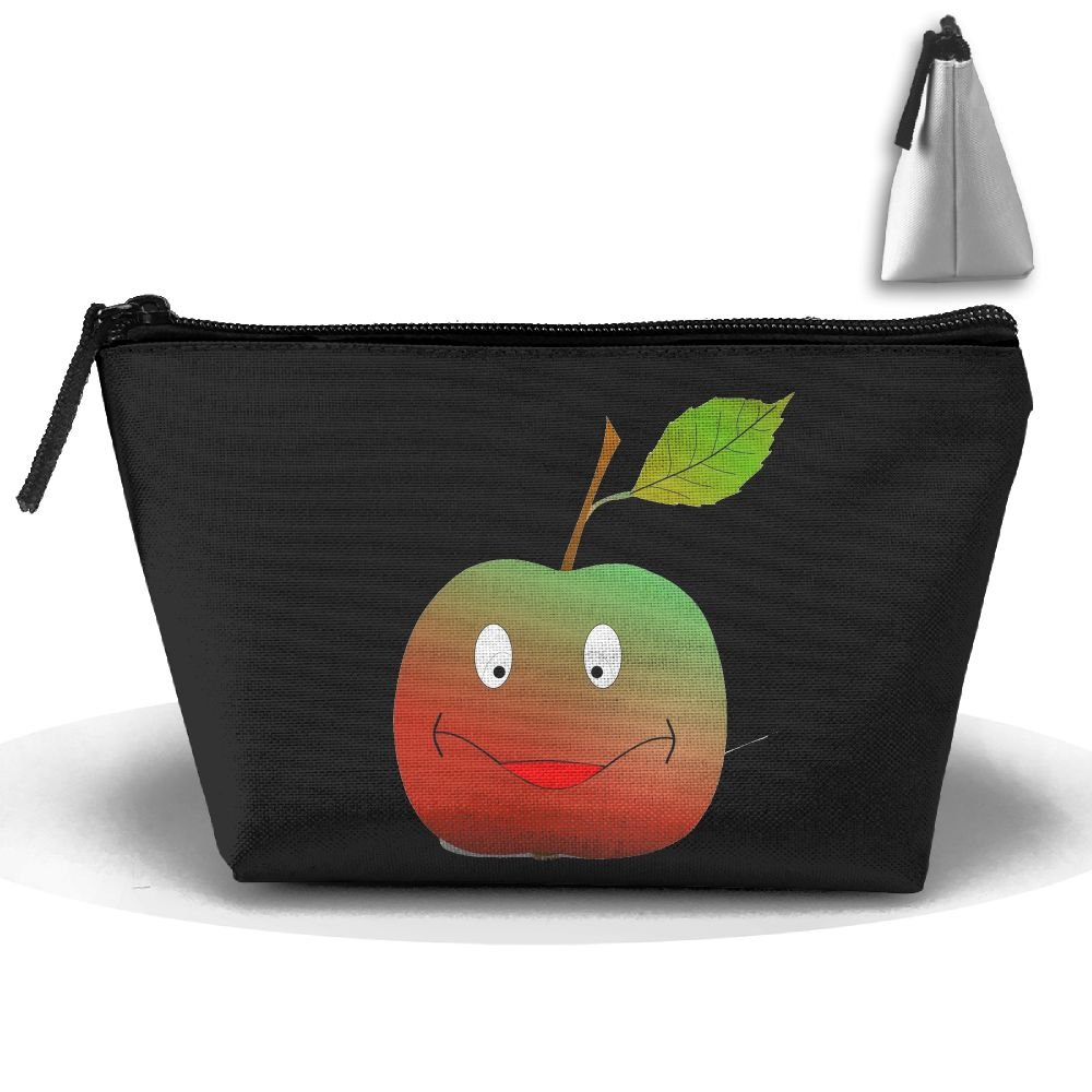 5d75dd40f031 Smile Apple High-capacity Storage Bag Multi-purpose Storage Bag Portable Bag  Trapezoidal Storage