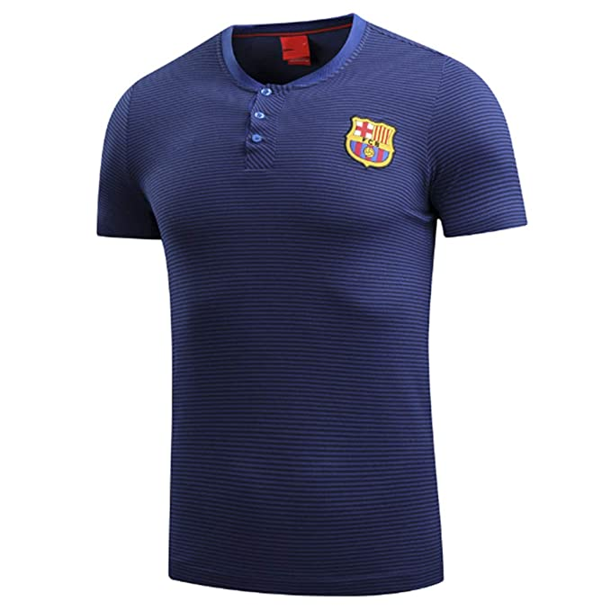 Amazon.com: Barcelona FC - Camiseta de fútbol para hombre ...