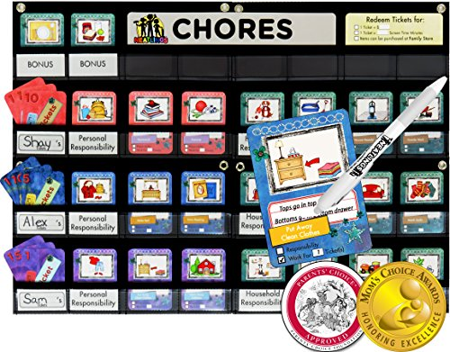 chore chart for two kids - 8