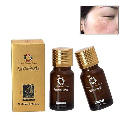 Ultra Brightening Spotless Oil Eliminación de manchas oscuras Age Spots Hyper-Pigmentation para Body Neck