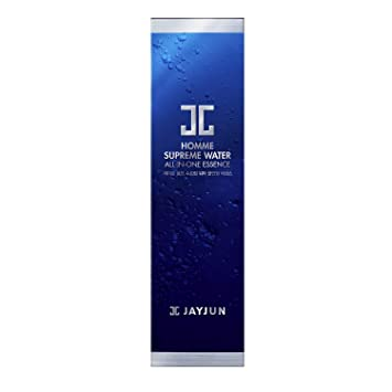 Amazon Com Jayjun Homme Supreme Water All In One Essence 120ml 4 06 Fl Oz Refreshing Mens Skincare Beauty