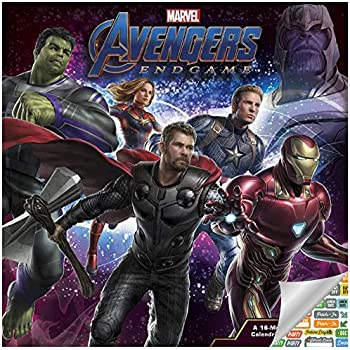 Amazon.com: Calendario de los Vengadores 2020 – Deluxe 2020 ...