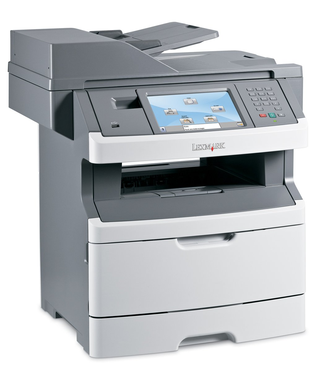 Lexmark 13C1146 - Impresora multifunción láser (38 ppm ...
