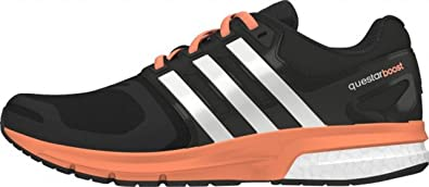 Activamente collar guisante  Adidas Performance Questar Boost w TF, women's, B40172 000, black:  Amazon.co.uk: Shoes & Bags
