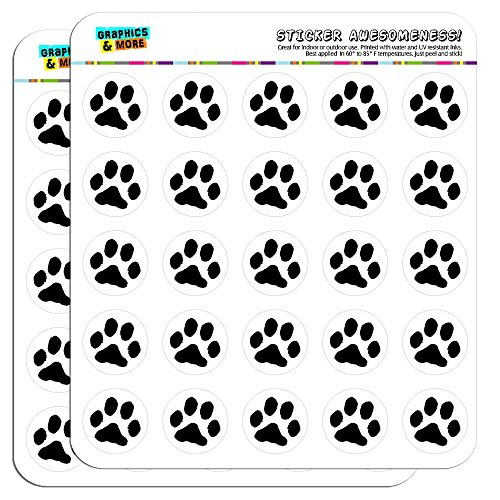 Paw Print Pet Dog Cat 1