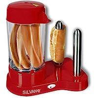 Machine à hot dog Cuisine les saucisses et grille le pain 450W