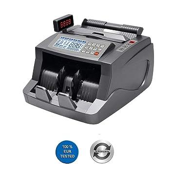 Totalizador y Detector de Billetes Falsos CDP 5500 Euro: Amazon.es: Electrónica