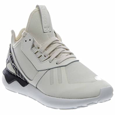 buy popular aa010 6aa3e Amazon.com | Womens Adidas Tubular Runner w White (8 B(M) US ...