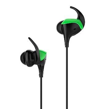 Auriculares Bluetooth Bekhic Cowin HE8F con cancelación de ruido activo, auriculares inalámbricos con micrófono (