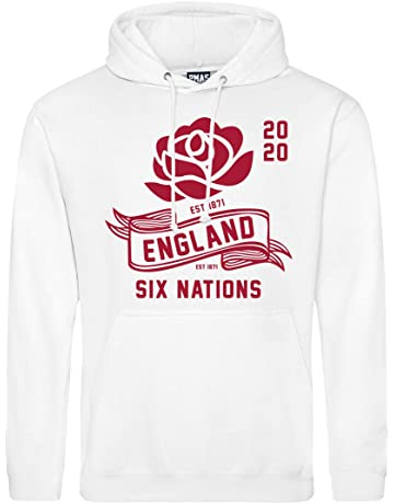 World Cup 2015 Winners New Zealand Large Logo Mens Rugby Hoodie