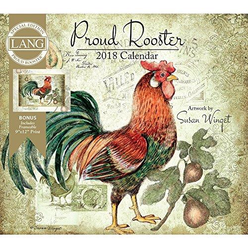 Folk Rooster - 9