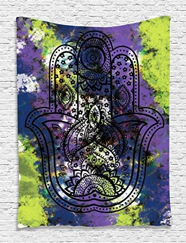 Tapestry Fatimas Digital Printed Hanging