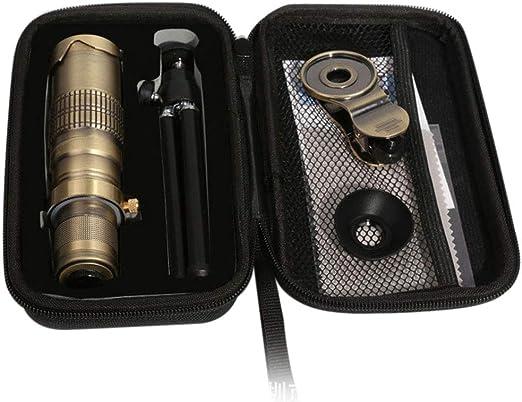 Cdrox 22x Zoom del teléfono móvil Lente del telescopio portátil ...