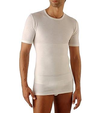 939d679b3a0c Relaxsan Ortopedica 1200 T-Shirt Thermique à Manches Courtes Homme avec  Ceinture Lombaire élastique - en Laine et Coton  Amazon.fr  Vêtements et  accessoires