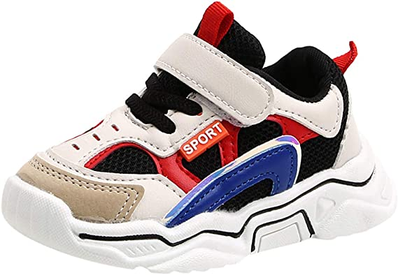 Toddler/'s Unisex 1-5Year Fashion Sport Shoes Breathable Running Mesh Sneaker