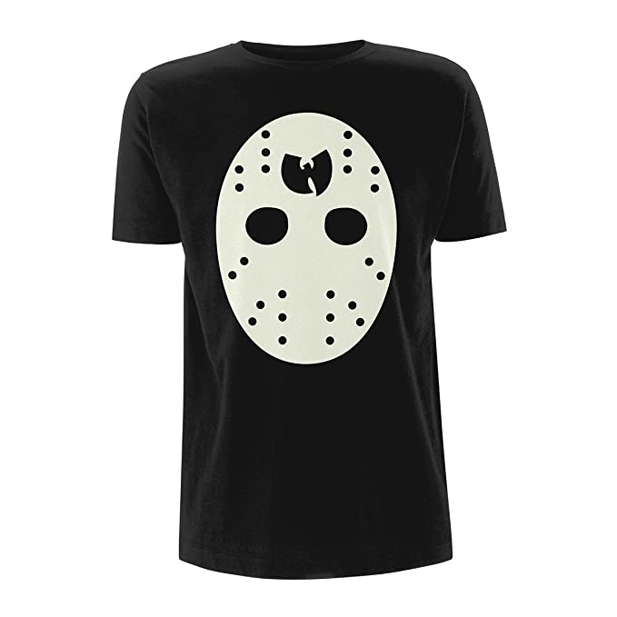 quality design f63f0 20196 Wu Tang Clan Hockey Mask The Saga Continues Official Tee T-Shirt Mens Unisex