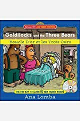 Easy French Storybook:  Goldilocks and the Three Bears(Book + Audio CD): Boucle D'or et les Trois Ours (McGraw-Hill's Easy French Storybook) Hardcover