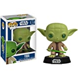 Star Wars - Yoda POP Figure Toy 3 x 4in