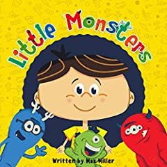 Little Monsters: Children's book about friendship (Bedtime Stories 1)