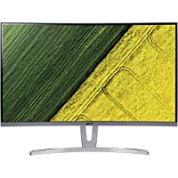 Acer 27 Widescreen LCD Monitor Display Full HD 1920 x 1080 4 ms VA|ED273 wmidx (Certified Refurbished)