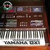 YAMAHA DX-1 Huge Sound Library & Editors on CD