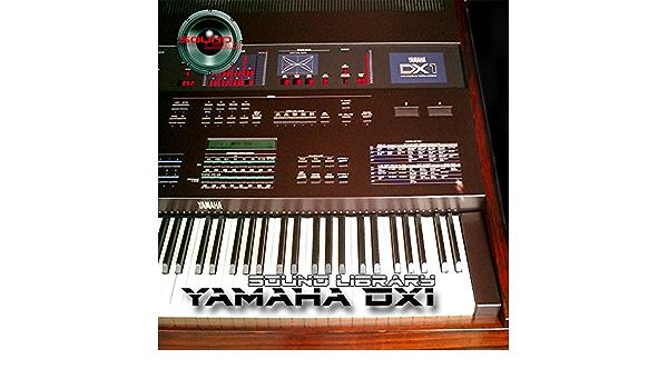 Yamaha DX1 – Large original Factory & New crea Ted Sonido ...