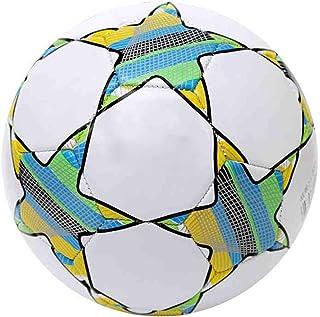 77EQU Calcio n ° 5 Gioco Training Ball Resistente all'Usura PU Adulto Gioventù Impermeabile Resistente all'Usura Pompa