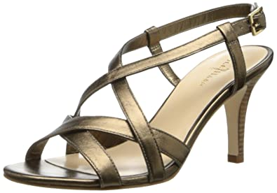Womens Shoes Cole Haan Bartlett Sandal Ch Gold Metallic