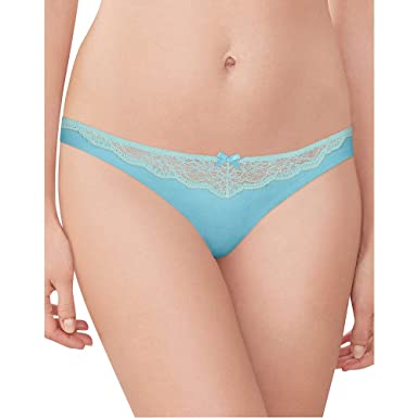 4e3b88e50993 Maidenform Women's Comfort Devotion Thong Panty at Amazon Women's Clothing  store: