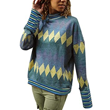 cc60dbc396c4 Amazon.com  gLoaSublim Womens Sweaters