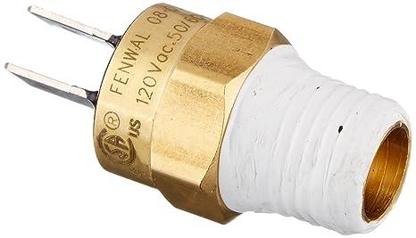 Amazon.com : Pentair 42002-0025S 140F Automatic Gas Shutoff Switch
