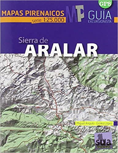 Sierra de Aralar (Mapas Pirenaicos)
