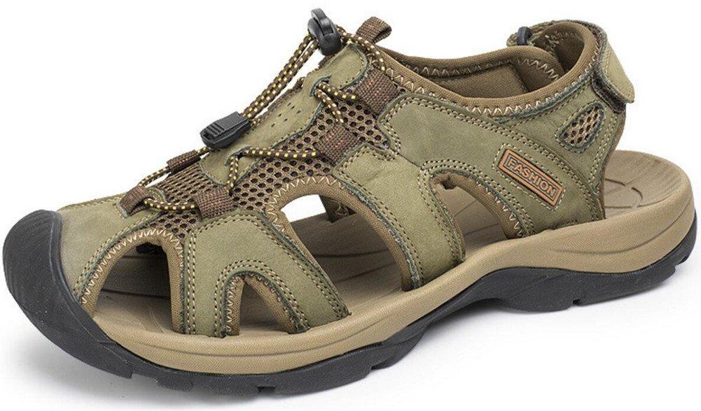 Men's Athletic Sandal Outdoor Sport Sandal B072JW685K 9.5 D(M) US|Khaki
